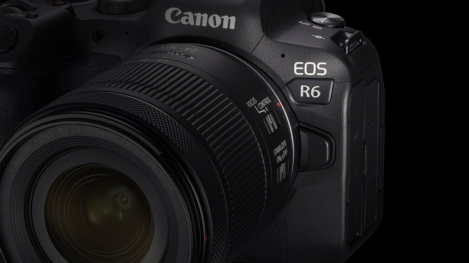 THE NEW EOS R6